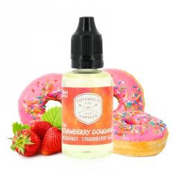 Concentré The Strawberry Doughnut par Cotswold Vapour
