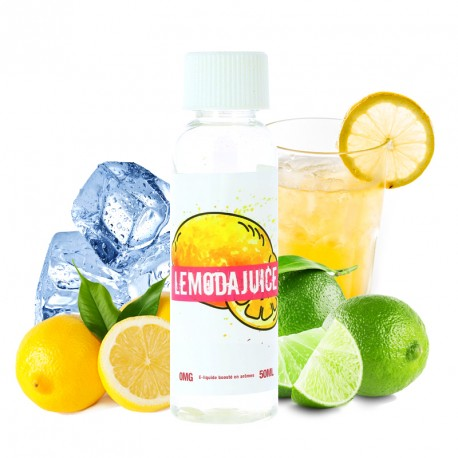 E-liquide Lemoda Juice 50mL par Mojito Juice