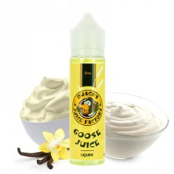E-Liquide Goose Juice par Quacks Juice Factory