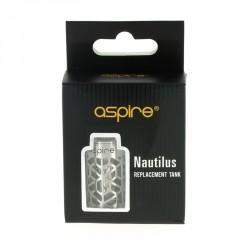 Réservoir pyrex et acier pour Nautilus