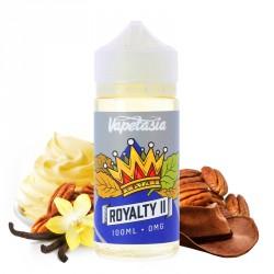 E-liquide Royalty II 100mL par Vapetasia
