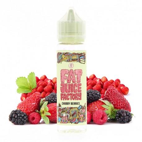 E-liquide Chubby Berries 50ml par Pulp