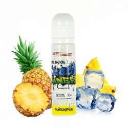 E-liquide Pineapple Cloud Niner's 50mL par Vape Sauce