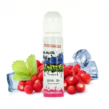 E-liquide Strawberry Cloud Niner's 50mL par Vape Sauce