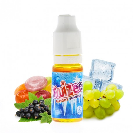 E-Liquide Fruizee Bloody Summer par Eliquid France