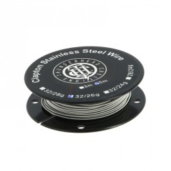 Clapton Stainless Steel Wire par ThunderHead