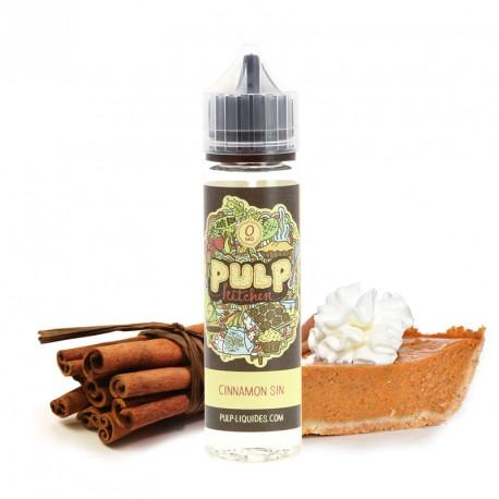 E-liquide Cinnamon Sin par Pulp