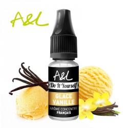 Arôme Glace Vanille par A&L (10ml)