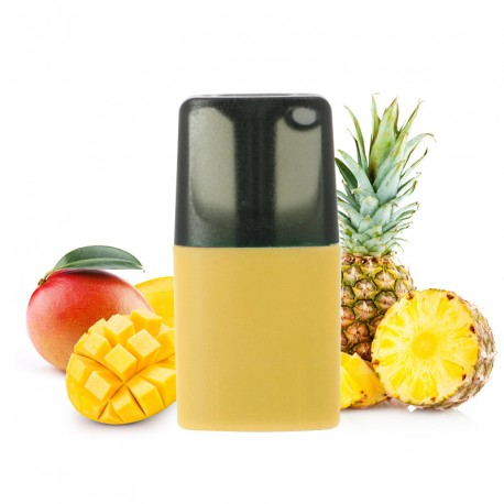 Koddo Pod Mangue Ananas (x3) par Le French Liquide