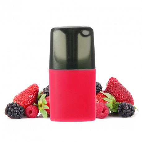 Koddo Pod Fruits Rouges (x3) par Le French Liquide