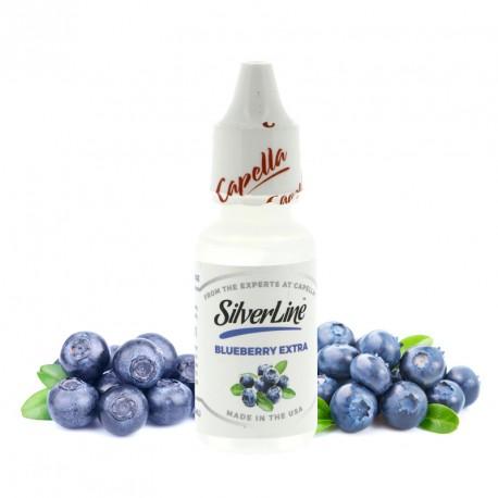 Concentré SilverLine Blueberry Extra par Capella