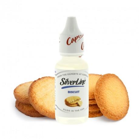 Concentré SilverLine Biscuit par Capella