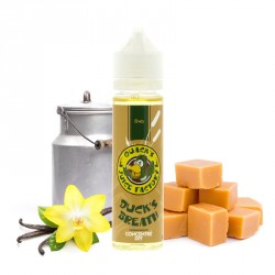 Concentré Duck's Breath 60ml par Quack's Juice Factory