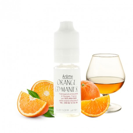 Concentré Orange Grand Marnier par Solana