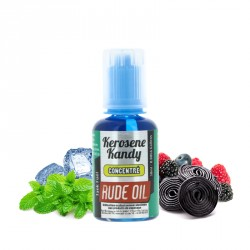 Concentré Kerosene Kandy par Rude Oil