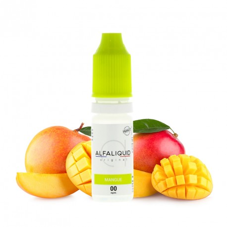 E-liquide Mangue Alfaliquid 10ml