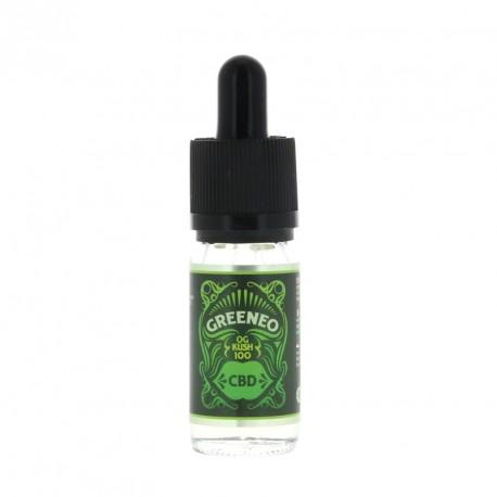 E-liquide CBD OG Kush 10ml par Greeneo