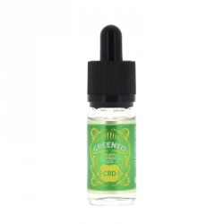 E-liquide CBD Pineapple Express 10ml par Greeneo