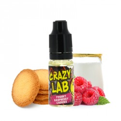 Concentré Yogurt Raspberry Cookie par Crazy lab