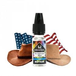 E-liquide American Mix 10ml par Roykin