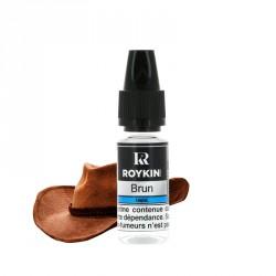 E-liquide Classic Brun 10ml par Roykin