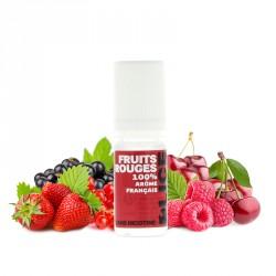 E-liquide Fruits Rouges 10ml par D'lice