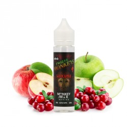 E-liquide Hakuna 50ml par Twelve Monkeys