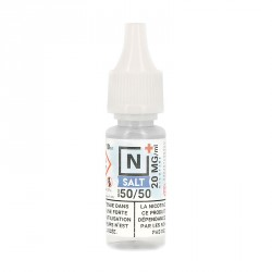 Booster N+ aux Sels de Nicotine