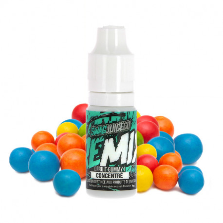 Concentré Macaque Fruit Gummy par Swag Juice
