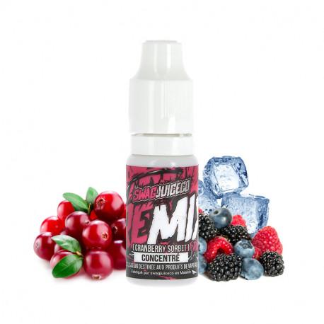 Concentré Panzie Cranberry Sorbet par Swag Juice
