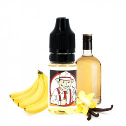 Concentré Banane Flambée par The Hype Juices