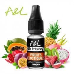 Arôme Fruits Exotiques par A&L (10ml)
