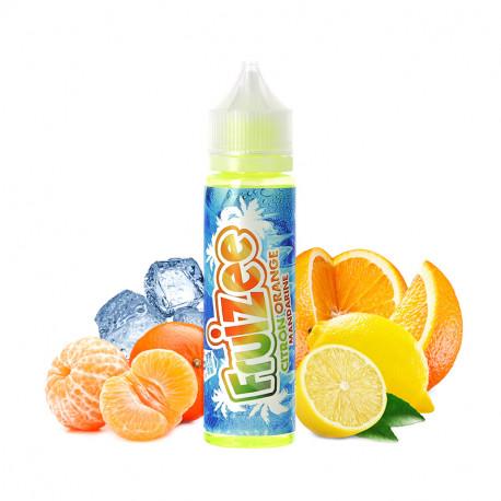 E-liquide Fruizee Citron Orange Mandarine 50ml par Eliquid France