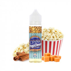 E-liquide Cinna Pop Deez 50mL par Steep Vapors