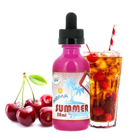 E-liquide Cola Cabana 50ml par Vape Dinner Lady