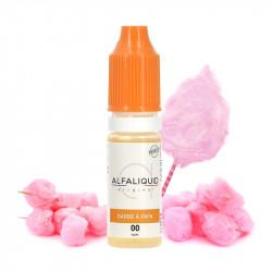 E-liquide Barbe à Papa 10ml par Alfaliquid