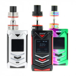 Kit Veneno TFV8 Big Baby Light Edition par Smoktech
