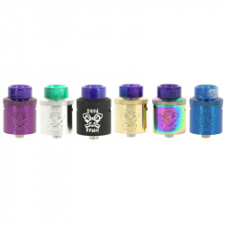 Dripper Dead Rabbit BF par Hellvape