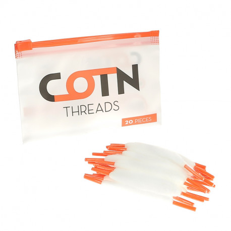 Mèches Cotn Threads par Getcotn