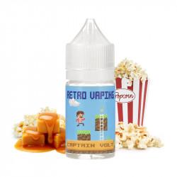 E-liquide Captain Volt par Retro Vaping