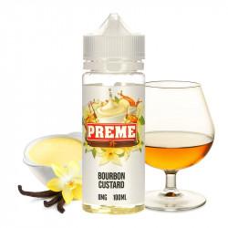E-liquide Bourbon Custard par Preme
