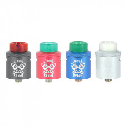 Dripper Dead Rabbit BF Color Edition par Hellvape