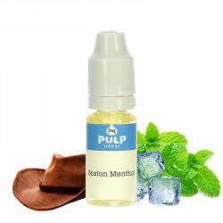E-liquide Boston Menthol PULP