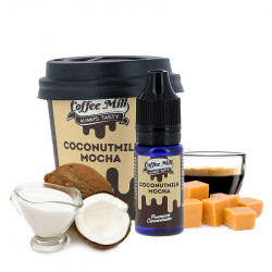 Concentré Coconutmilk Mocha par Vape Coffee Mill