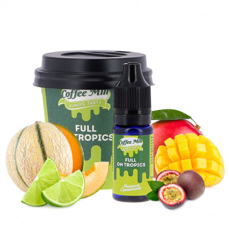 Concentré Full On Tropics par Vape Coffee Mill