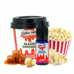Concentré Glazed Popcorn par Vape Coffee Mill