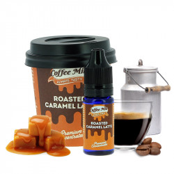 Concentré Roasted Caramel Latte par Vape Coffee Mill