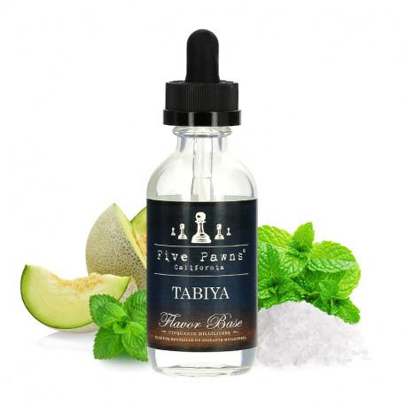 E-liquide Tabiya 50ml par Five Pawns