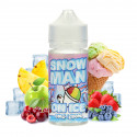 E-liquide Snow Man 100ml par Juice Man's