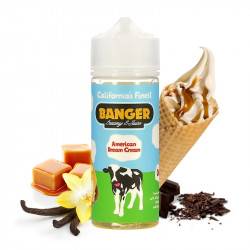 E-liquide American Dream Cream 100ml par Banger